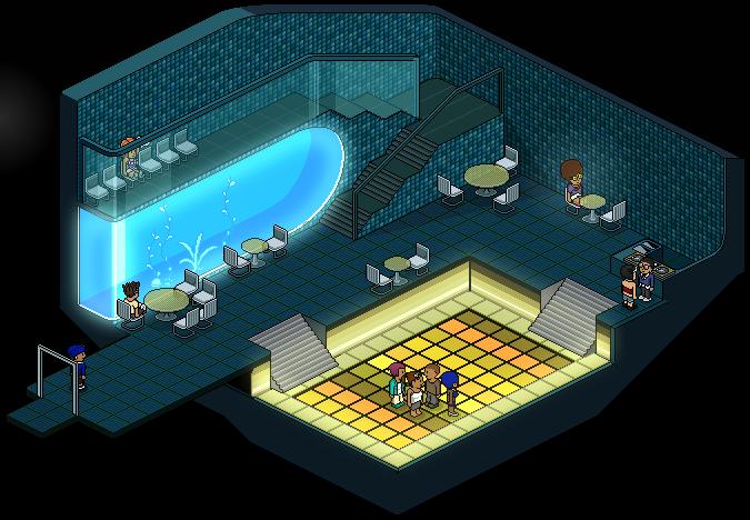 Game Where You Create A Disco Room