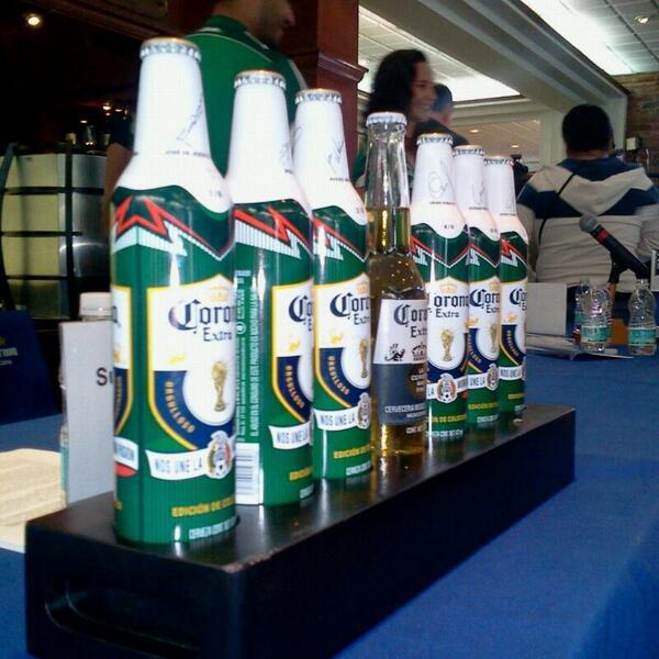 "Cerveza Corona estrena campaña mundialista ""Nos une la misma pasión"" en México"