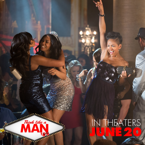 Dance like everyone is watching. #ThinkLikeAManToo http://t.co/R58JMK2XFn