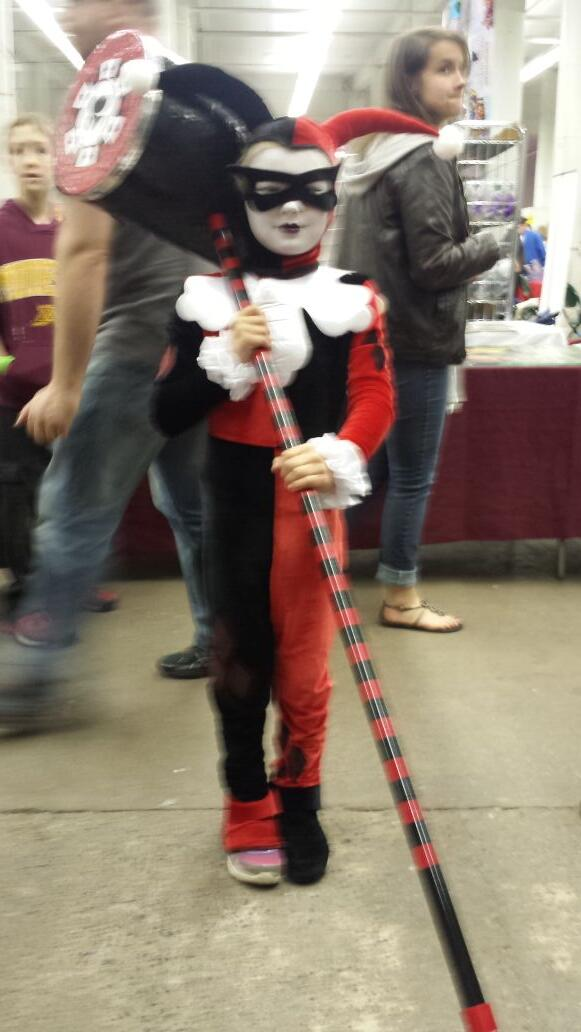 Here's a Harley! #SpringCon http://t.co/DAjIesngq4