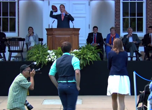 peyton manning uva graduation speech
