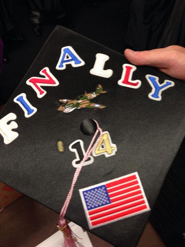 SNR students in full glory walk the stage  #SNRgrad514 http://t.co/5ZMVKnvHMU