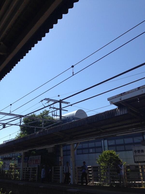 本日、WNC川崎ラゾーナ大会です❗️ 大会詳細はコチラ➡︎http://t.co/kLE0AJeSnf 雲一つない青空〜✨