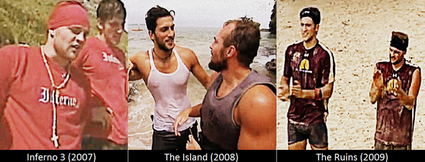 Greatest Challenge Duo of All-Time: @KennySantucci & @DerrickMTV. 3 times competing together, 3 wins each as a result http://t.co/7gwu9mEFVw