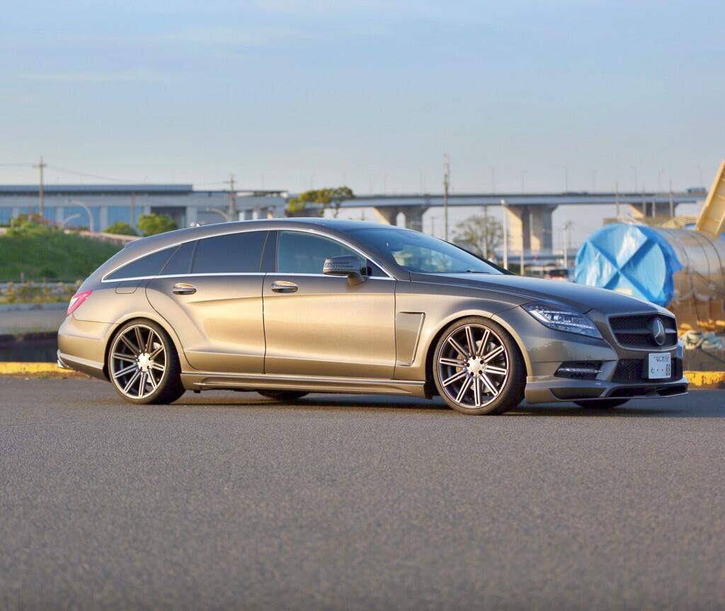 vossen on twitter in love with this mercedesbenz cls63. Black Bedroom Furniture Sets. Home Design Ideas