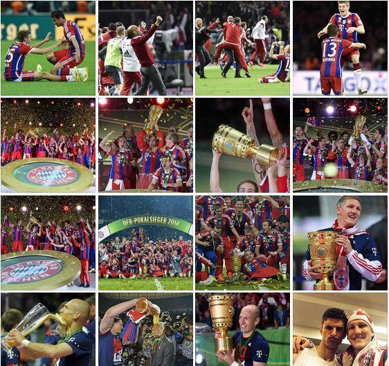 [DFB-Pokal 2013/2014] Finale : Dortmund - Bayern Munich {0-2 ap} Bn5tBbECQAASVcf