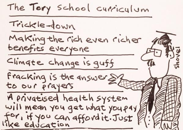 Is Michael Gove a dangerous egomaniac who is ruining UK education? - Page 3 Bn6TkbIIcAAsckU