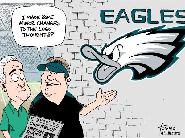 Sal Pal: a lot of eagles players disgruntled with Chip Kelly   Big ...