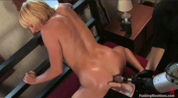 Big tits fucking machine favorites
