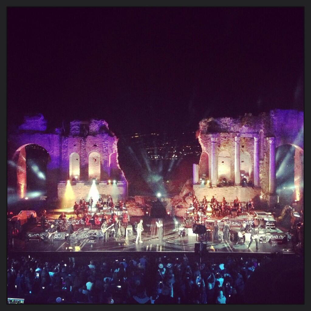 Pausini&C - Taormina 18/05/2014 - Pagina 3 Bn8oDnACcAIYQMO