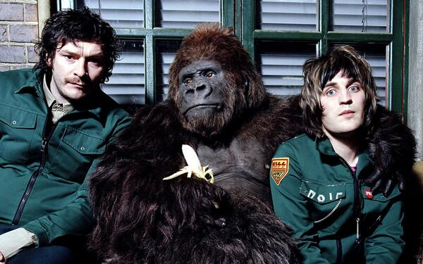 The Mighty Boosh started on TV ten years ago today. http://t.co/KNbXcODQkV