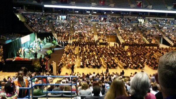 Thumbnail for 2014 Commencement