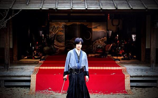 「遊んでくださいよ。せっかく志々雄さんからのお許しがでたんだから♪」 本日は天剣の宗次郎こと、神木隆之介さんのお誕生日です!21歳!おめでとうございます!#るろうに剣心 http://t.co/gYKhFTvNey