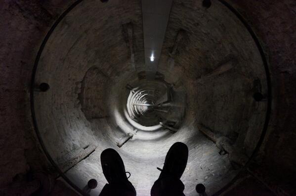 Image result for glass floor round tower copenhagen
