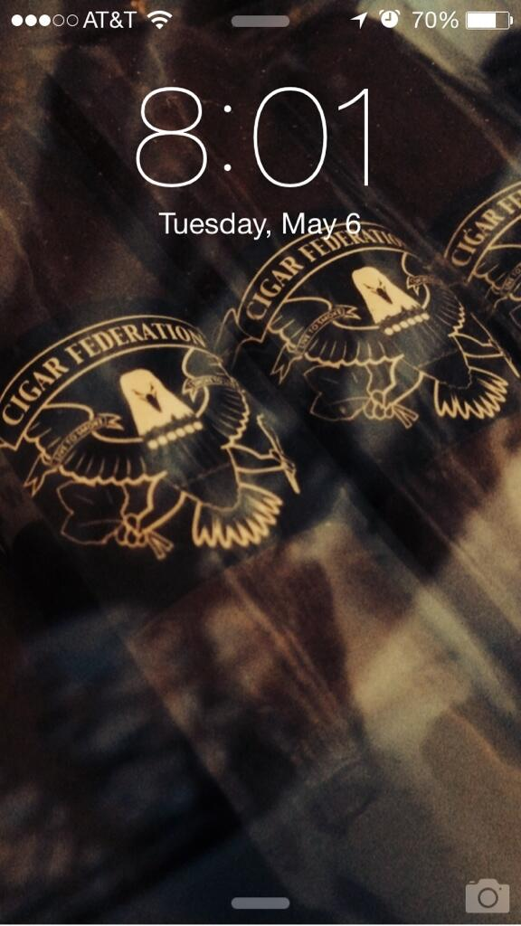 Cigar Consumer On Twitter Do I Have A Great Iphone Lock