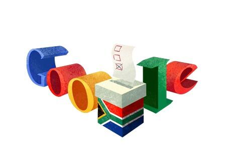 It's #Elections2014 South Africa. Let's do this! Check out the Google Doodle :) http://t.co/c4lGGk23te