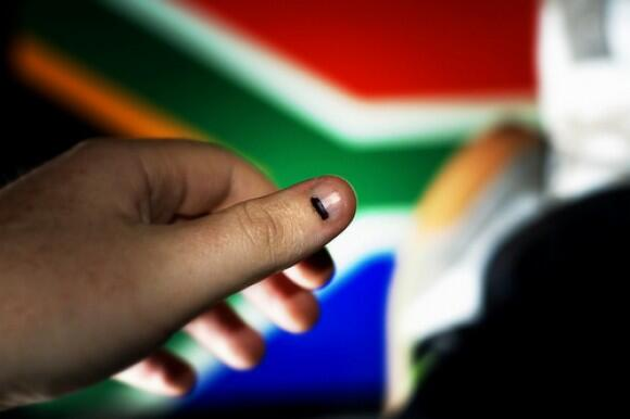 Retweet If you have or are going to exercise your democratic right by voting today  #ThumbsUpSA #Elections2014 http://t.co/i9UoZo8Pz2