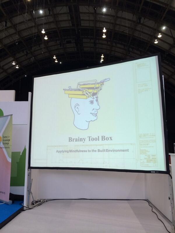 Anne Parker kicking off #be2campgbe @GreenbuildExpo launching new shiny blog #mindfulness http://t.co/v7jwrZxPEU