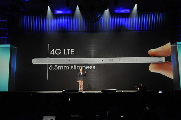 Clement Wong presents Ultra-cool, ultra-fast #AscendP7 redefines connectivity @HuaweiDevice http://t.co/KXUF5CzWMR