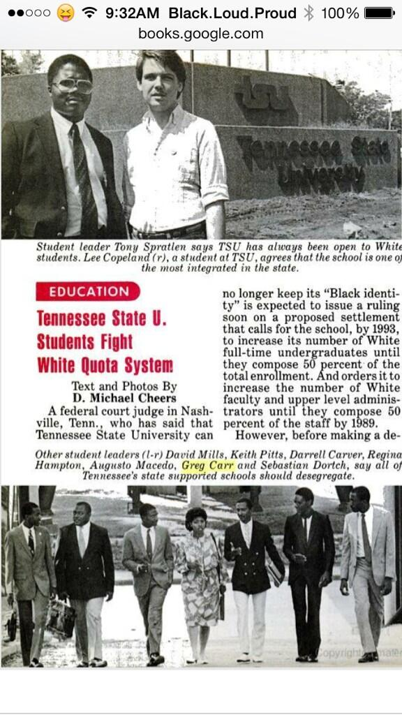 Finding 9/24/1984 issue of Jet Mag w/ a pic of @AfricanaCarr at TSU is my favorite moment  @rolandsmartin @newsone http://t.co/kWtdRr0hoi