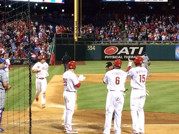 Phillies' @cody_smasche Hits Grand Slam On Tuesday, May 6th: http://t.co/Ngy5gqOAjJ http://t.co/yHoTLJu7vF