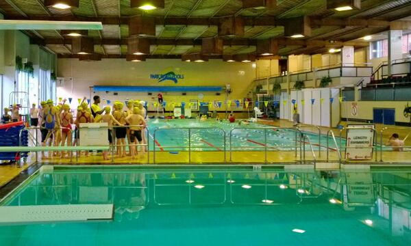 "Haringey Aquatics on Twitter: ""Park Road pool still life ..."