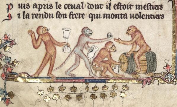 Image result for Medieval Drinking