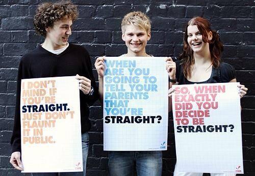Straight u decide