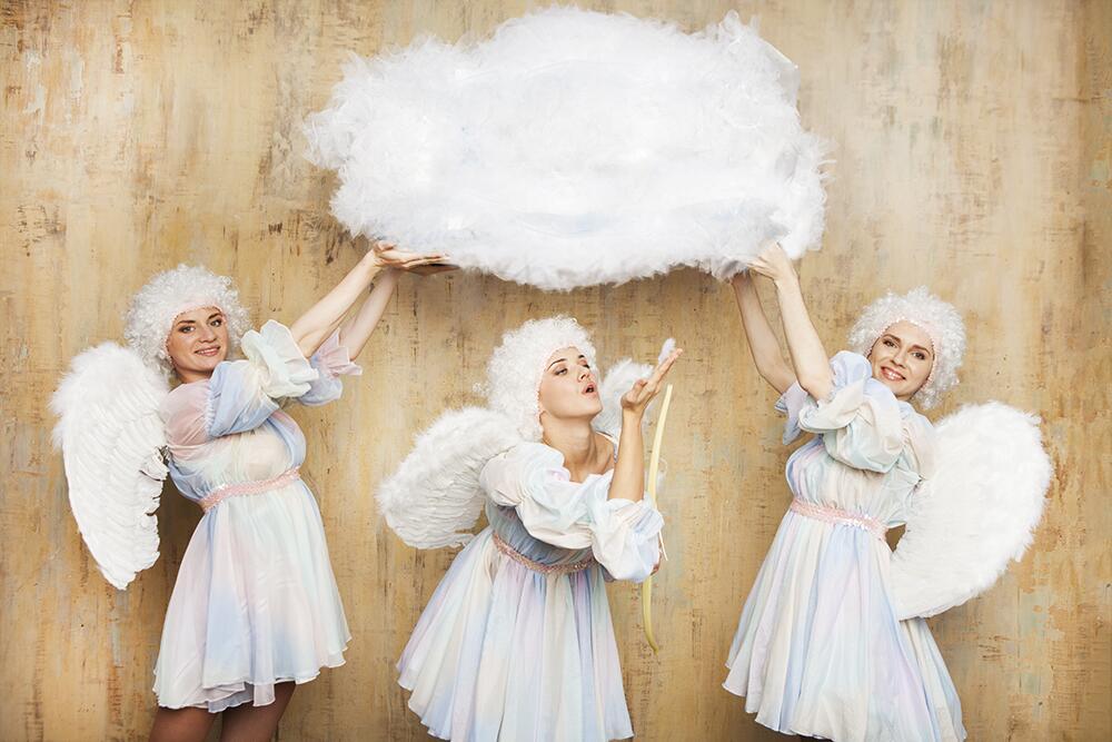 картинки ангела для танца оно