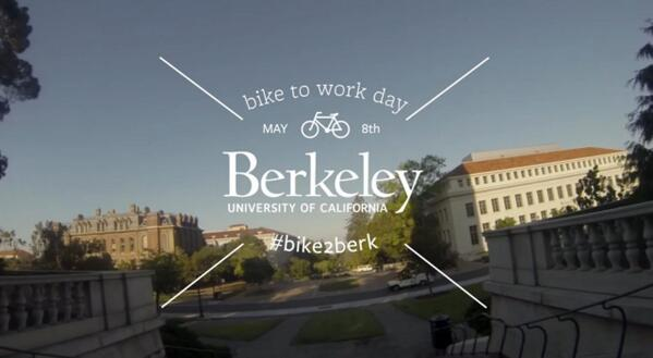 Thumbnail for Bike to Berkeley Day 2014!