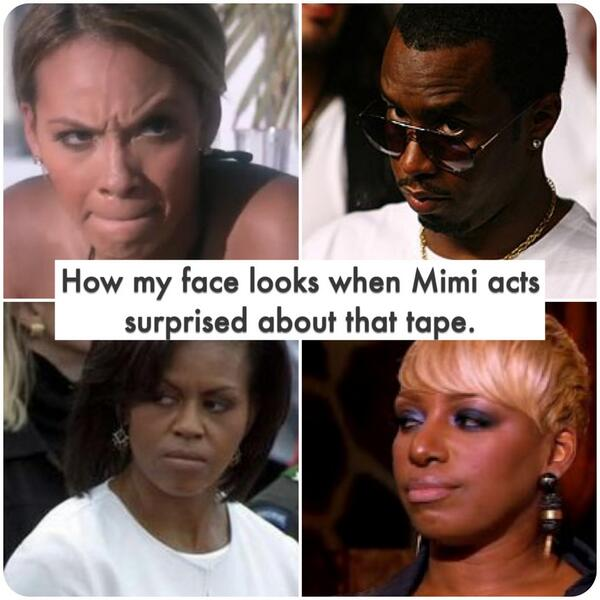 Every time Mimi talks about this tape, I give the longest side eye like this... #LHHATL http://t.co/wJBDrhFEkw