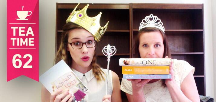 Watch TEA TIME with Team Epic Reads!