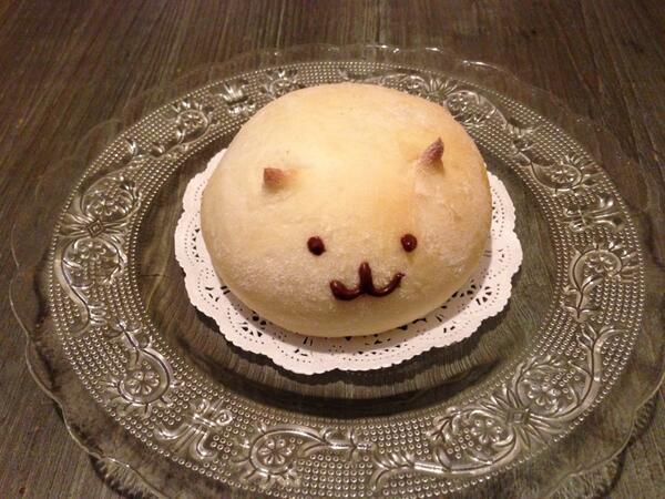 ティッピーパンかわいい!食べるのがもったいない! 宣伝ナリタ #gochiusa pic.twitter.com/5zcO18ja2Z