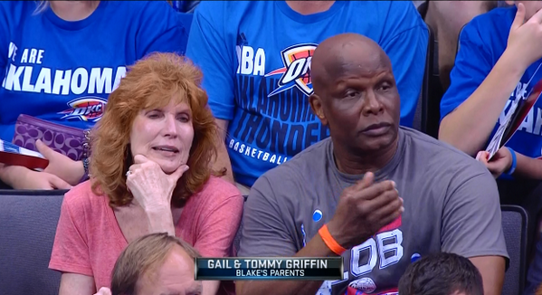 Blake Griffin Parents Embedded image permalink