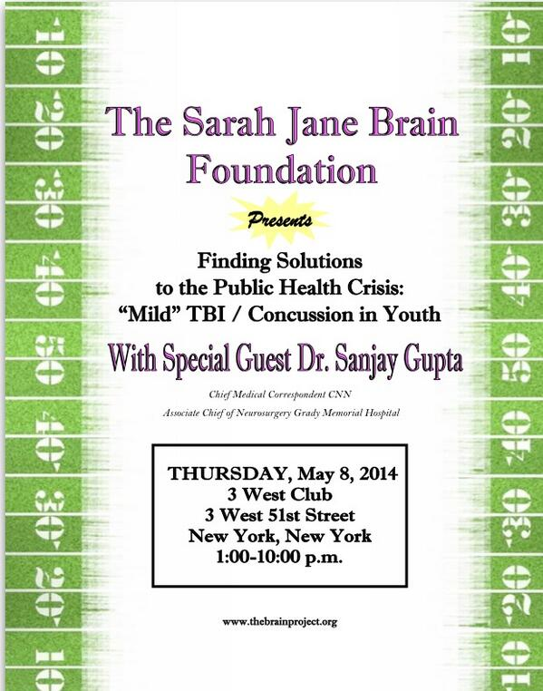 Today LIVE #SarahJaneBrain expert panel discussions. I will tweet @SportsCAPP Livestream Link: http://t.co/NdtXaBwYOx http://t.co/jCC47zcqyl