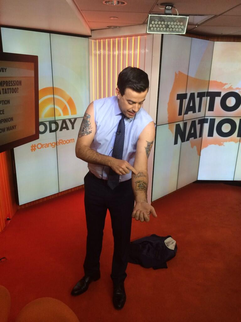 Carson Daly Tattoos Tattoo Image Collection