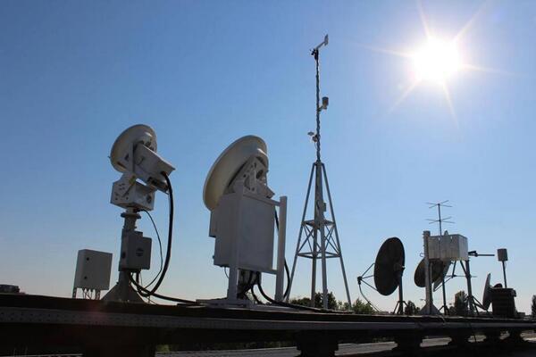 Lecce: Onde elettromagnetiche nel centro urbano