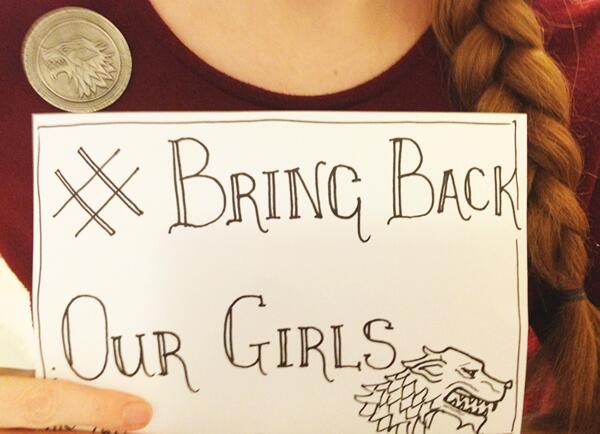 #BringBackOurGirls  http://t.co/HH3tEZTQLf Not all lost girls are as capable as my sister. Let's make them notice! http://t.co/EojWaoQ1ZR