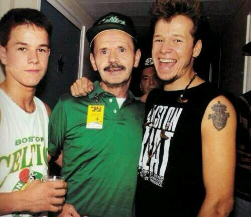Donnie Wahlberg On Twitter Throwbackthursday W Two Of The Most