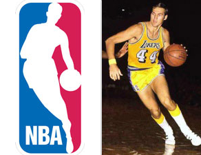 Cober On Twitter You Know That Famous NBA Logo Well Jerry West