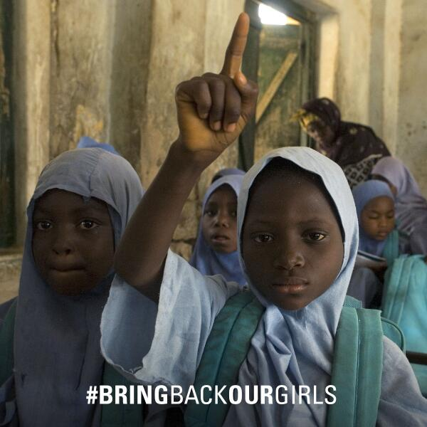 #BringBackOurGirls: Join the call for their release & for abductors to be brought to justice http://t.co/vT68bxkXVo http://t.co/mBSFV6pZqf