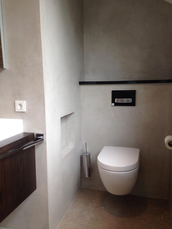 Nieuwe Badkamer Waarom ~ badkamer wie wil dat nou niet fotostuc Stucwerk plafond badkamer