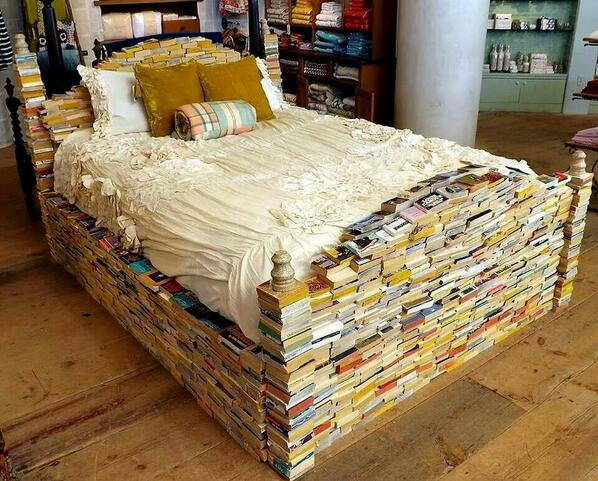 To sleep, perchance to read? http://t.co/KW8K0eEvU5 #FridayReads