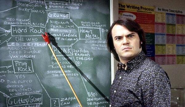 Teachers, I salute you \m/ #TeacherAppreciationWeek #INeedOneOfThosePointers http://t.co/BPsop9OQ7D