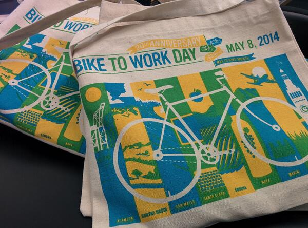 Did you #bike2berk today? Miss one of the official #btwd recharge stations? Come on by - we have energy bars! http://t.co/vheH0AIxw0