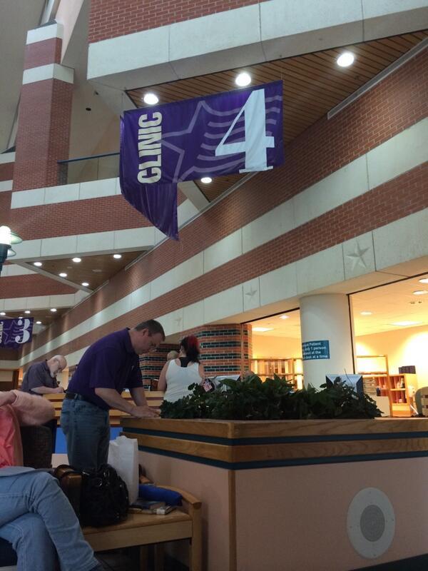 #Rheumo appointment (@ VA Medical Center w/ 3 others)  http:// 4sq.com/1nsHKKT  &nbsp;  <br>http://pic.twitter.com/sVoKSNbKgy