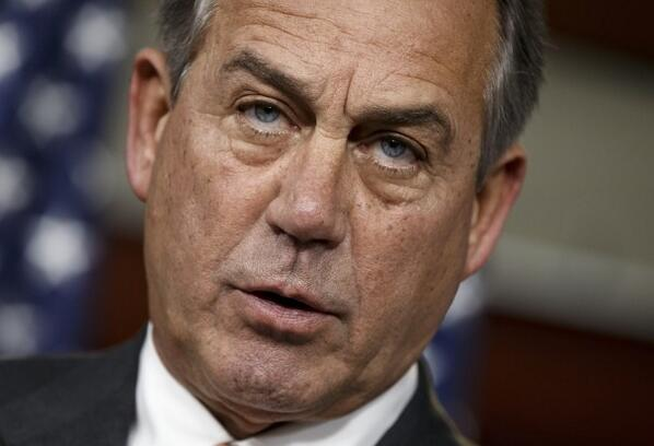 Leftist Brandon Thompson of New Castle, Indiana threatens to kill John Boehner