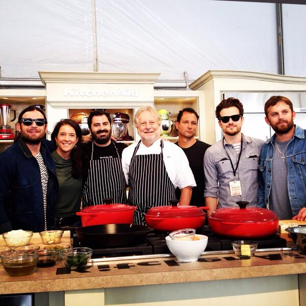 #tbt @musiccityfw @KingsOfLeon @grdovic @chefjwaxman @baltzco #nashville tix on sale 5/13 http://t.co/6Cf36Zs0cQ http://t.co/m5slwkkwgJ