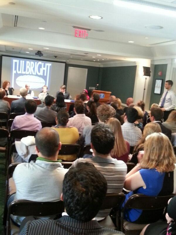Thumbnail for Live Tweeting #Fulbright-style