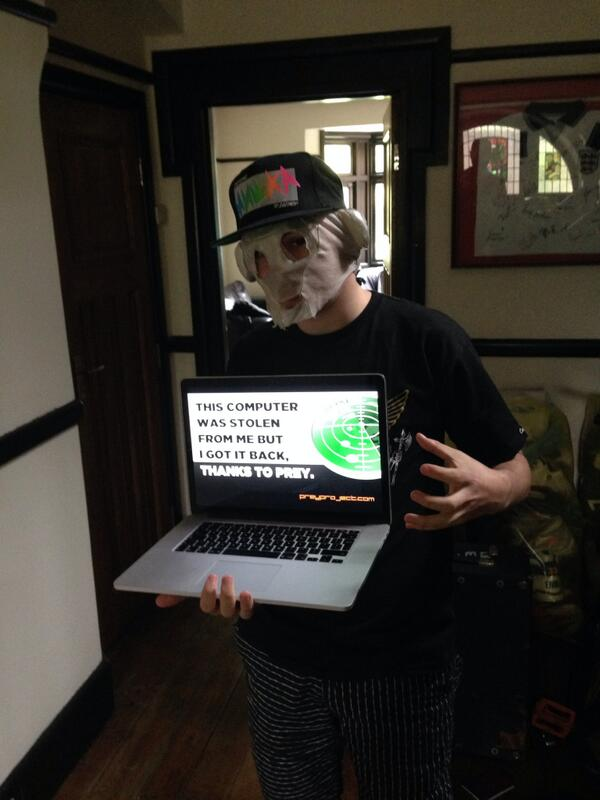 Probably our quickest success story to date: @FuntCaseUK's laptop recovered in LA. http://t.co/yrNDGax1wh http://t.co/bbl7hw8kDS